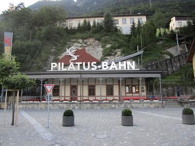 Switzerland - Mt Pilatus