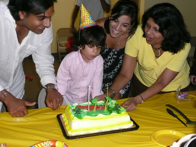 Birthdays 2008