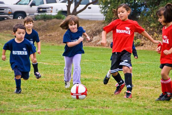Youth Soccer 10-13-2007 - Visalia, CA