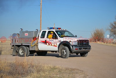 Wildland Interface Fire-Ellicott Colorado-El Paso County