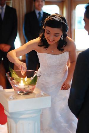 Jessica and Johnson's Wedding