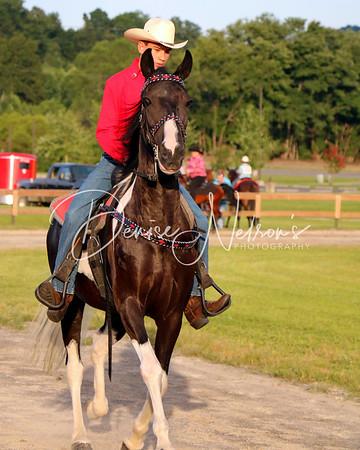 Class 3 (Best Juvenile Rider )