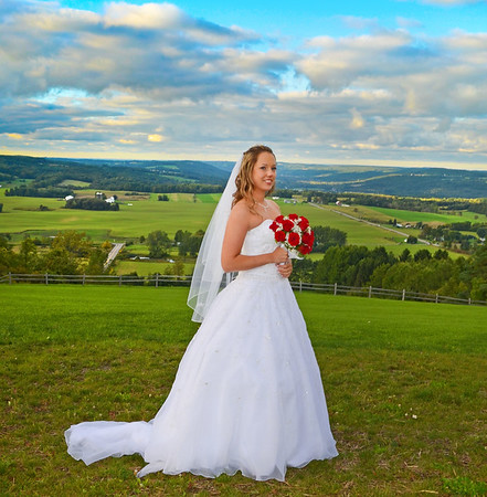 Wedding Ceremony, Family Portraits, Extended Family Portraits & Bridal Party