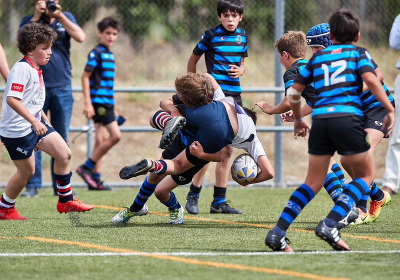 (Sub12) CR Liceo Francés A vs I.Industriales A: 5-20