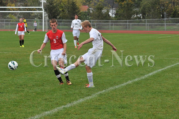 10-17 13 Sports Napoleon vs Bowling Green Boys D-II sect, Soccer