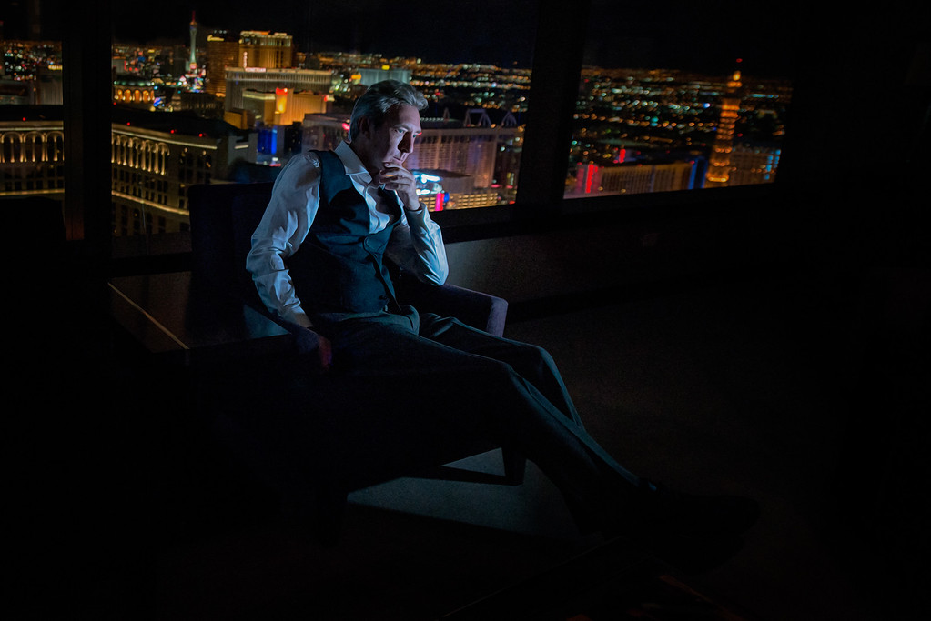 Ronald Nelson at Vdara Hotel in Las Vegas