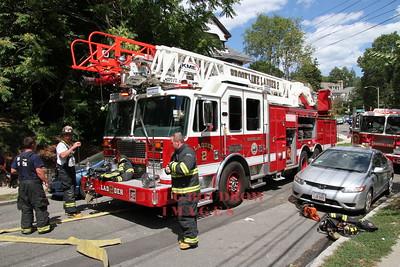 Boston, MA - 1st Alarm, 7 Cummings Road, 7-26-16