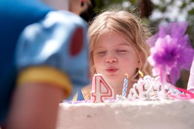 mcallister, fourth birthday