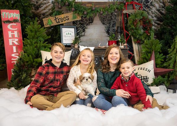 Moats Family 2020