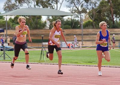 60 Meter Run