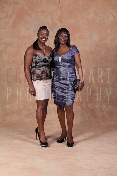 Wedding: Olumide & Linda studio shots