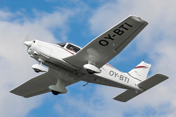 OY-BTI - Piper PA-28-161 Warrior II