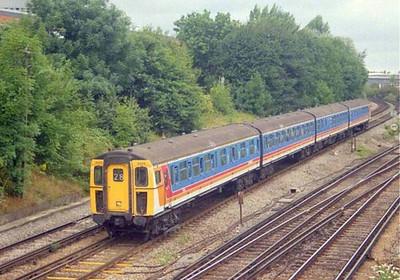 Class 423 (4 Vep) BREL York