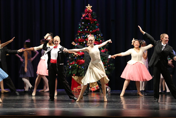 Dance North School Shows 2016 Nutcracker