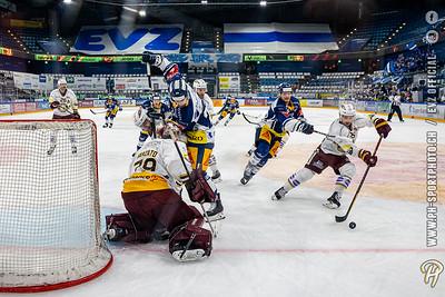 Playoff Final (1): EV Zug - Genève-Servette HC
