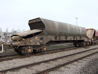 KPA - Bogie Hopper Wagon