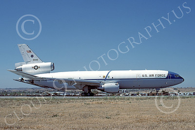 USAF Douglas KC-10 Extender Military Airplane Pictures
