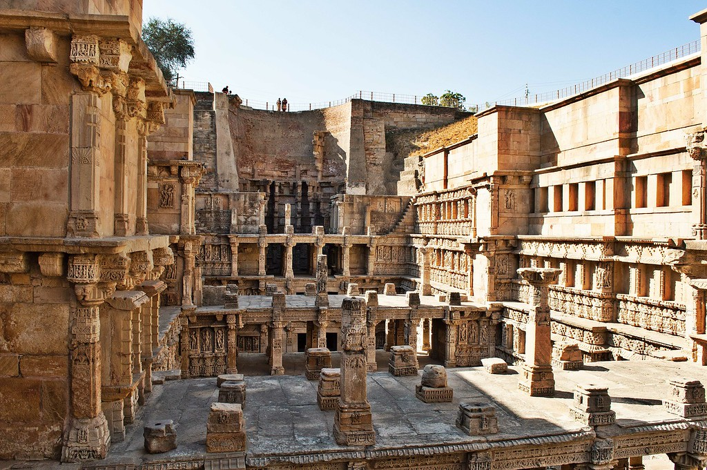 UNESCO World Heritage Sites in India: Rani-ki-vav