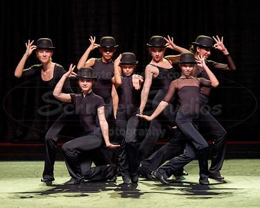 Bye, Bye, Blackbird - Round Rock Repertory Dance Centre