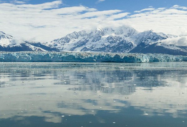 Alaska: Hubbard Glacier