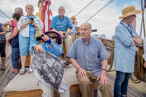 Kalmar Nyckel Sail 9/22