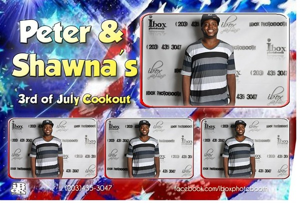 Peter & Shawna's 3rd of July Cookout