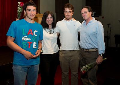 Pierson H.S. Baccalaureate 2012