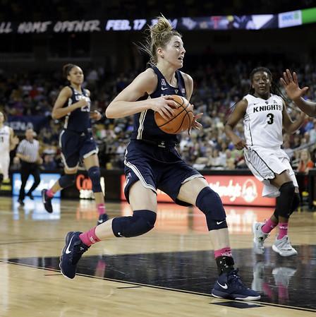 Connecticut's Katie Lou Samuelson 2-9