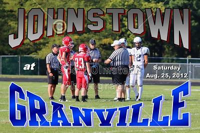 2012 Johnstown at Granville - JUNIOR VARSITY (08-25-12)