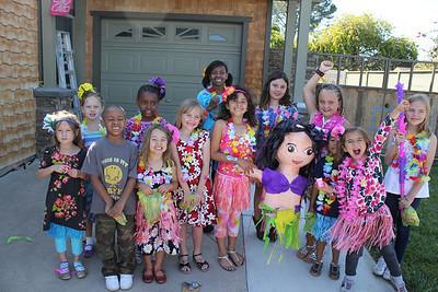 2014 April 5-6 Hanna's 8th Bday in San Diego