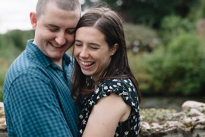 Steve & Rebecca's Engagement Shoot