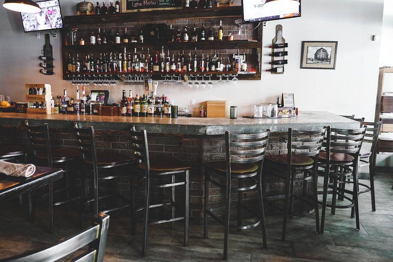 The Brick American Kitchen & Bar, Downtown Dadeland - THE BAR