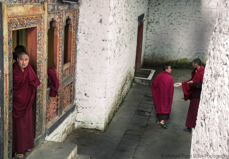 Tango Monastery, near Thimphu
