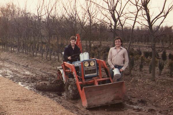 Merrist Wood 1981 - 1984