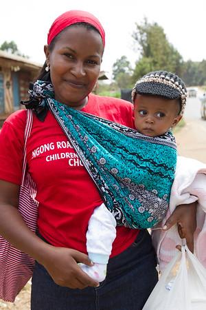 Kenya - Friends of Ngong Road - Day 2 - 3-11-12