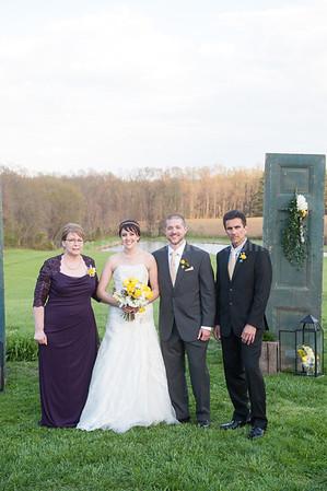RJ14 Family Group Photos