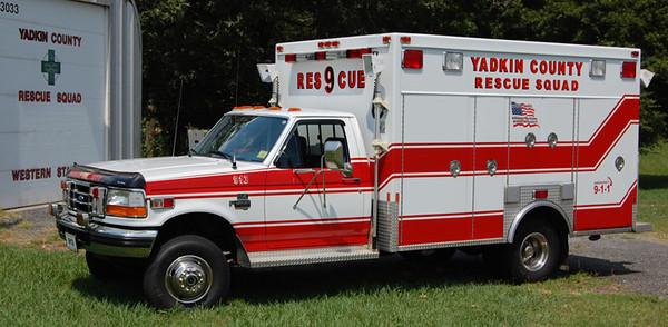 Yadkin County Rescue Squad