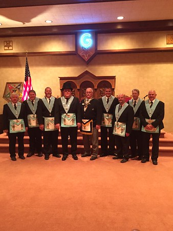 2016-10-29 Master Masons Degree Competiton