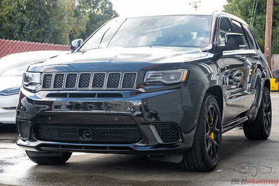 2019 Jeep Cherokee Trackhawk - PPF Front End and CQFR Coating