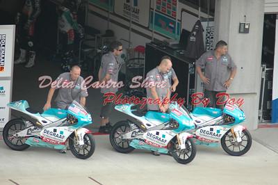 Saturday 125cc Qualifying 2