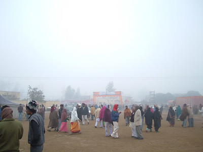 December 26, 2004 - Day 1 - Tour of Jalsa