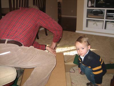 Caleb's 2nd Birthday 2007