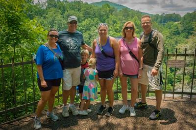Tallulah Gorge Hike 6/2018