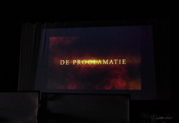 PVO - proclamatie 2015