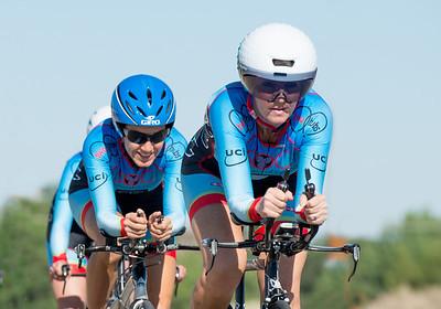 Sisterhood of Cycling TTT Championships 2014