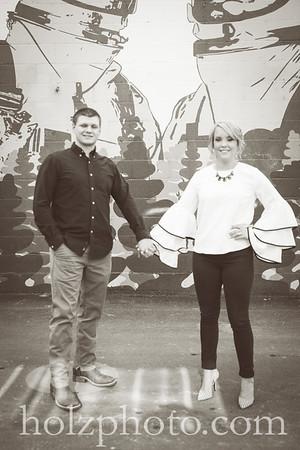 Hayley & Ryan Creative Engagement Photos
