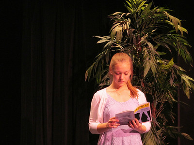Student Directed One Acts 2014