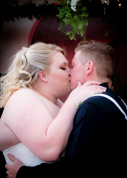 Travis and Aura Wedding