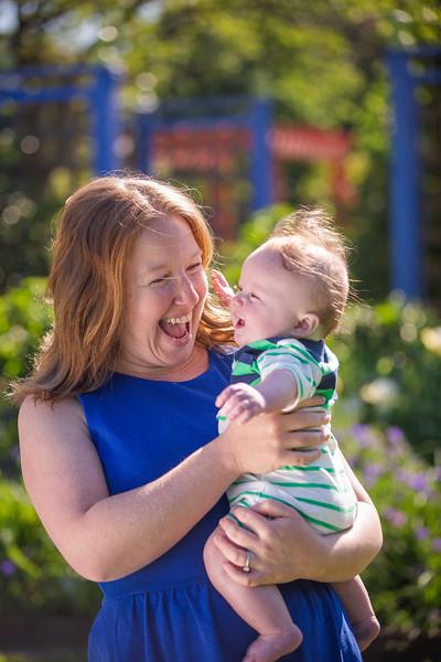 Ben Weikert - 6 Months Old