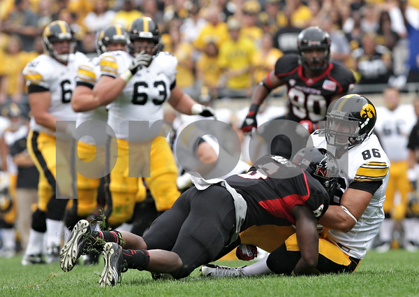 Iowa vs. Northern Illinois Football